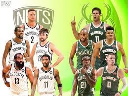 The Full Comparison: Brooklyn Nets Superteam vs. Milwaukee Bucks - Fadeaway  World