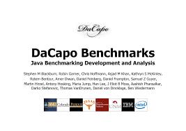 DaCapo Benchmarks