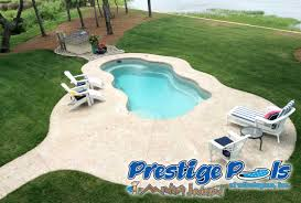 prestige pools of wilmington nc spa stone surround