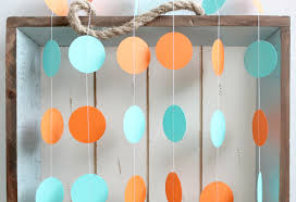 Turquoise Baby Shower Decorations Turquoise Garland Etsy
