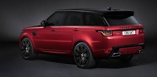 2018 land rover black. wonderful land new for 2018 is the availability of carbon fibre exterior pack offered  across range with carbonfibre trims to grille fender vents  to land rover black r