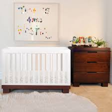 babyletto  piece nursery set  modo in convertible crib and