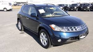 Cheap used car for sale in Maryland 2004 Nissan Murano SE 4WD ...