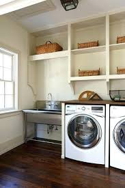 utility sink countertop modern laundry room black best and cabinet dog bath ideas wash traditional with
