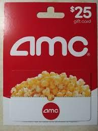 No cash or atm access. 25 Amc Gift Card Ebay