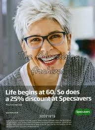 the advertising archives magazine advert specsavers s magazine advert specsavers 2010s