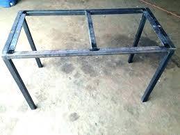 industrial steel furniture. Industrial Metal Furniture Pedestal Table Legs Lamp Shades For Sale Steel N
