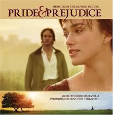 the pride and prejudice soundtrack