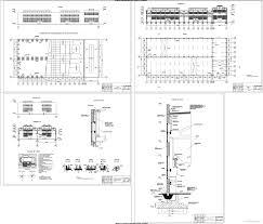 Проект промышленного здания скачать Чертежи РУ Курсовой проект Одноэтажное промышленное здание г