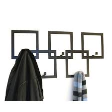 squares coat rack by the metal house limited  notonthehighstreetcom