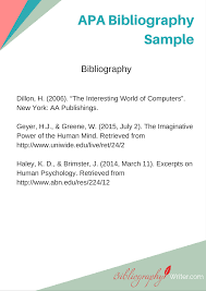 Understanding Different Types Of Bibliography