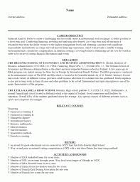 Resume Introduction Fascinating Resume Introduction Examples Tier Brianhenry Co Resume Template