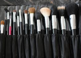 clean makeup brushes i