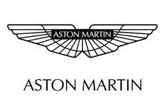aston martin logo black. aston martin logo black