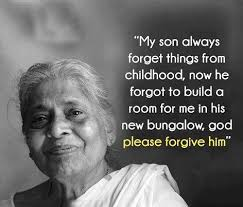 Old Age Quotes Awesome Old Age Of Parents This Is The Time They Need You Most Daily
