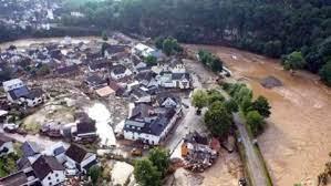 Almanya'da sel nerede oldu? Almanya'daki sel hangi şehirde, hangi ilçede  oldu? Sel hangi eyalette oldu? - Haberler