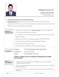 Engineering Resume Examples Engineering Resume Examples Software Curriculum Vitae Example 11