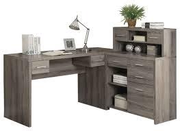 office desk for home. Charming Home Office Desk L Shape Shaped Stoney Creek Design For