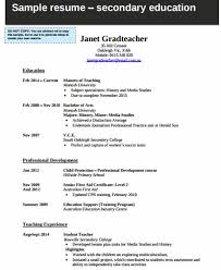 Resume Example Monash Resume Ixiplay Free Resume Samples