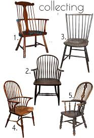 while you re unlikely to actually start collecting windsor chairs