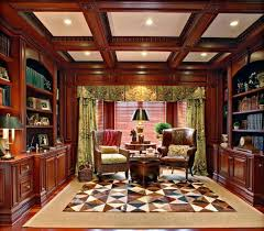 office library furniture. Modren Library Home Office Library Furniture Sweet 3d With