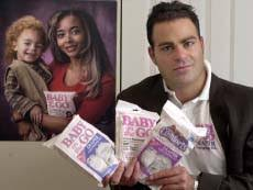 Gibsonia entrepreneur hopes to cash in with diaper-changing product for the  road