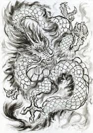 かっこいい竜ドラゴンのイラストまとめ Naver まとめ