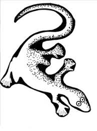 Small Picture Tuatara free coloring pages Tuatara Pinterest Reptiles