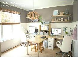 home office desk for two. Desk For Two Home Office People Cherry Wood Dual