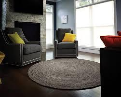 fresh 6 round rugs com x kerala gray jute rug kitchen dining