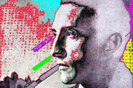 Das bild gilt als ein schlüsselwerk der klassischen moderne und zählt zu den bekanntesten kunstwerken des. Bild 7 Aus Beitrag Marcel Duchamp Radikale Mutation Des Kunstbegriffs Anti Kunst Shit Art Kunstbau Lenbachhaus Munchen Verehrt Den Vater Des Kunst Infarkts Heute