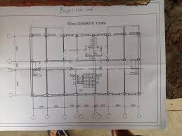 Курсовой проект Индивидуальный ти этажный жилой дом Курсовые  Курсовая