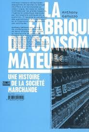 La fabrique du consommateur - Une histoire de la... de Anthony Galluzzo -  Grand Format - Livre - Decitre