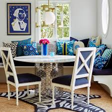 contemporary furniture dining tables. nixon marble and brass dining table | modern furniture jonathan adler contemporary tables