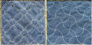 Sashiko Patterns Best Sew Annie Sew More Sashiko More Bags