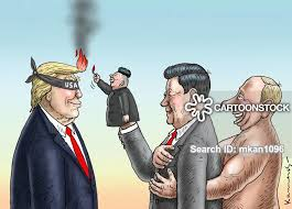 Image result for xi vs putin cartoon