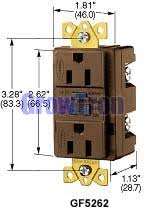 wiring diagram ref pf1103t wiring diagram gfci wiring diagram on grade gfci duplex receptacle hubbell wiring device kellems product