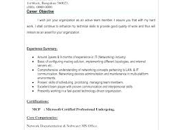 Government Job Cover Letter Good Resume Format