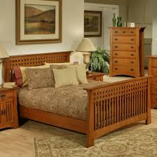 amish bedroom furniture ideas pictures with cherry sealy solid wood bed frames using vertical slats panel brown solid wood furniture