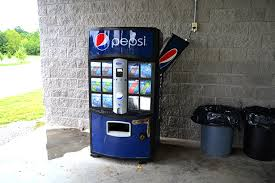 Used Soda Vending Machines Awesome Mayor Offers Reward In Latest BD Park Vandalism The Ohio County