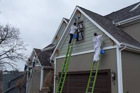 painting process for residential exterior