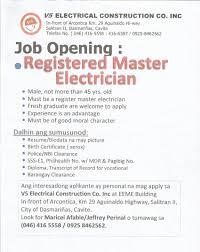 Master Electrician Resume Master Electrician Resume Sidemcicek 13