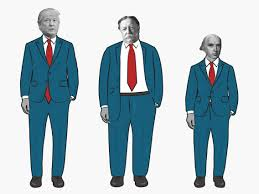 President Height Chart This Video Shows All Of The Us Presidents In Order Of Height