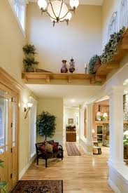 Open Floor Plan Living Room Decorating Living Room High Ceiling Decorations With High Window Design