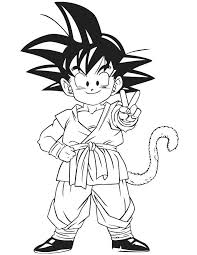 Dragon Ball Z Coloring Pages Free New Dragon Balls Z Coloring Pages