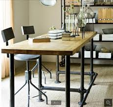 office coffee bar furniture. Fine Office American Wrought Iron Tables And Chairs Restaurant Retro Wood Coffee Table  Bar Industry Office Desk Chairsin Coffee Tables From Furniture On  For Office Bar E