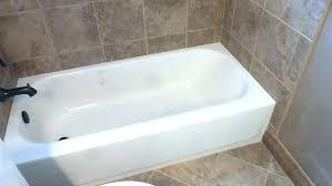 one piece tub surround skillful design shower with bathtub