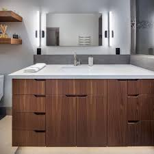 bathroom finding the right mid century modern bathroom vanity and