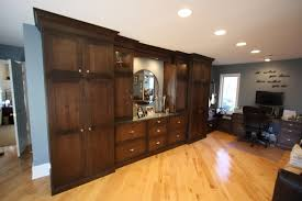 Wall Unit Desk Combo Built Ins Bars And More