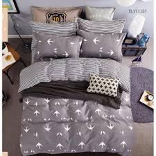 For Sale Isleep 100% Soft Cotton Silk Feel Elegant Jacquard Bed ... & iSleep 100% Pure cotton bedsheet sets +Quilt cover- Cloud series Adamdwight.com